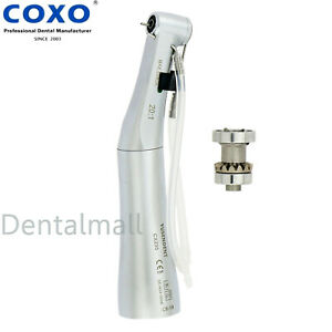 Coxo Yusendent Dental 20 1 Implant Surgery Low Speed Contra Angle Handpiece Nsk
