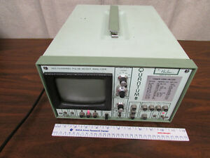 The Nucleus Inc Quantum 8 Multichannel Pulse Height Analyzer As is