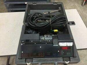 Used Bacharach Combustion Analyzer Model 300