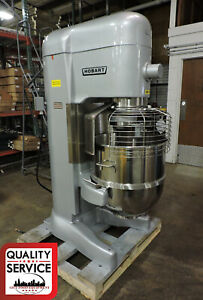 Hobart V1401 Commercial 140 Qt Mixer With Bowl 200 V 3 Ph