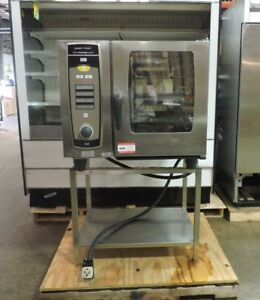 Henny Penny Sce 061 Commercial Smart Cooking electric Combi Oven 1 Ph 220 V