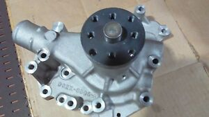 Ford Racing 302 351w Water Pump Assy D0zx 8505 A