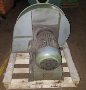 Industrial Blower Fan Ventilation 15 Hp 480v