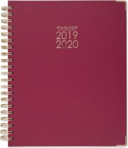 At a glance Harmony Academic Weekly monthly Planner Large Academic Planners