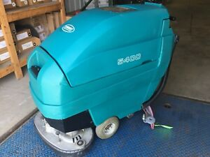 Tennant 5400 24inch Disk Floor Scrubber New Top Tank