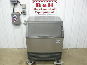 Manitowoc Uy0310a 161b Neo Series Under Counter Air Cooled Ice Machine 2017
