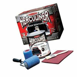 Herculiner Hcl1b8 Brush On Bed Liner Kit Standard Kit
