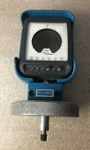 A g Davis Mahr Federal Digital Chek Depth Gage Maxum Iii Digital Indicator