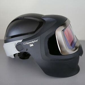 3m Speedglas Welding Helmet 9100 Mp 9100 Xx Adf 27 0099 35sw Hard Hat