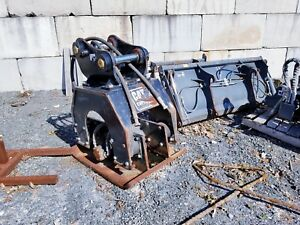 Cat Cvp110 Vibratory Plate Compactor Attachment Local Pick Up Only
