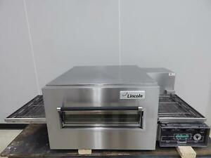 Lincoln Impinger Gas Conveyor Pizza Oven Model 1116