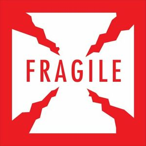 Amz International Shipping Labels 4 X 4 1 Roll Of 500 Fragile Labels