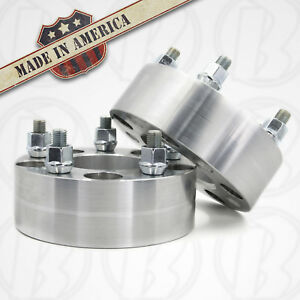 5x4 5 5x114 3 To 5x4 5 Ford Ranger Explorer Escape Edge 2 Wheel Spacers X2