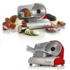 7 5 Blade Electric Food Slicer Meat Food Cheese Cutter Kitchen Tool 200w Quiet