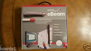 Ebeam System 1 Digital Interactive Whiteboard Pc Presentation Capture Open Box
