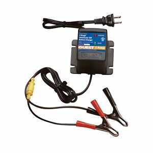 Guest 2603 Marine Battery Maintainer Charger 12 Volt 3 Amps Single Output