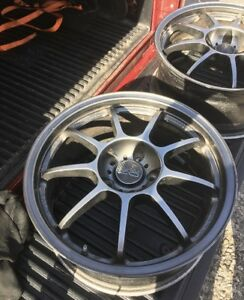 5 Lug 18 In Universal Oz Rims