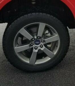 Used Oem 20 Inch Wheels And Tires Off 2016 F150 Xlt