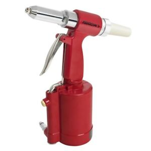 Arrow Fastener Pneumatic Rivet Tool Automatic 90 Psi Metal Aluminum Steel