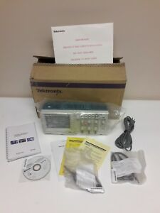 New Tektronix Tds2022b 200mhz 2gs s 2 Channel Digital Storage Oscilloscope