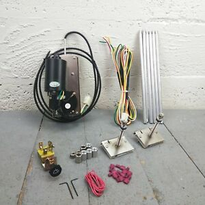Universal Power Wiper Kit Street Rod Hot Rod Classic Truck Wiring 3 Speed Motor