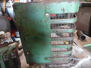 John Deere H Tractor Right Front Grill