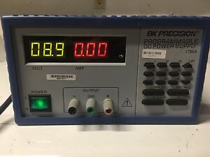 Bk Precision 1785a Programmable Dc Power Supply Module Industrial 0 18v 0 5a