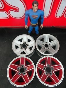 15 Chevy Camaro Iroc 15x7 Wheels Rims 1987 1992 Oem Factory 1607
