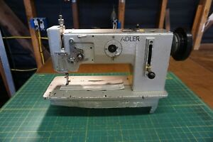 Adler 267gk373 Industrial Walking Foot Sewing Machine head Only large Bobbin