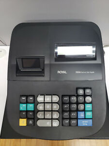 Royal 500dx Cash Register Used Good Condition
