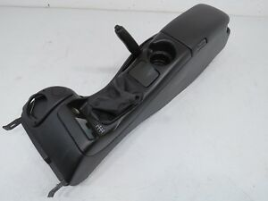 98 02 Firebird Trans Am Center Console Ebony 6 Speed Manual Oem Excellent Swap