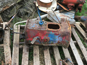 Ford 8n Tractor Transmission W step Up Sherman Auxiliary Transmission