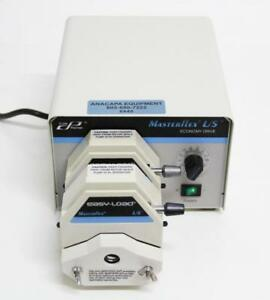 Cole Parmer L s 900 1481 Variable Speed Peristaltic Pump 2 Easy Load 6449