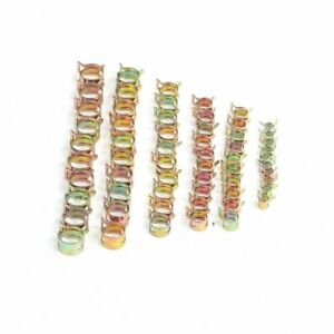 Fastener 5 6 7 8 9mm Spring Clip Fuel Water Line Hose Pipe Air Tube Clamps 50pcs