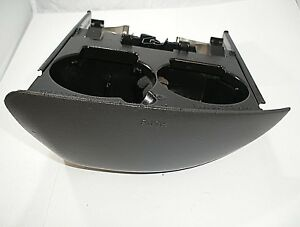 2000 97 98 01 1999 02 Ford F 150 Expedition Cup Holder Navigator Gray Oem F150