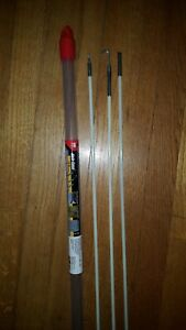 Nip 5 Gardner Bender Fish Ease Sticks Glow Ftx 15gl 15 Ft Gb Instruments