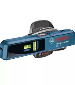 Bosch Gll1p Combination Point And Line Laser Level New Free Shipping