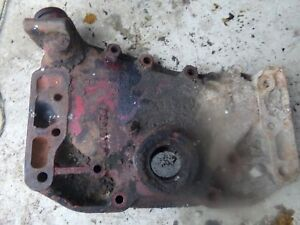 International 300 Utlity Tractor Engine Front Cover