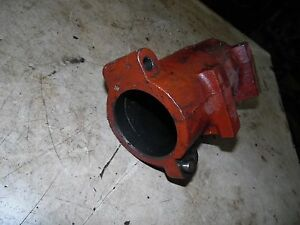 International 606 Tractor Hydraulic Lifting Cylinder Canister