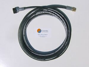 New 15 Metre Tx12 100 Pressure Power Washer Extension Hose Fifteen 15m M