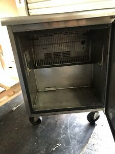 Commercial Refrigerator Small