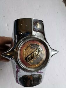 1953 Chrysler New Yorker Windsor Newport Grille Ornament