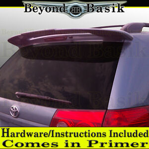 For Toyota Sienna 2004 2005 2006 2007 2008 2009 2010 Factory Style Spoiler Prime
