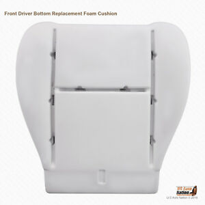 Fits 2000 2004 Toyota Tundra Front Driver Bottom Replacement Seat Foam Cushion