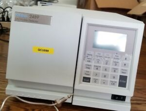 Waters 2489 Uv Visible Detector hplc Chromatography used