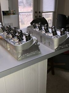 Pro filer Performance Products Big Block Chevy Sniper X Cylinder Heads