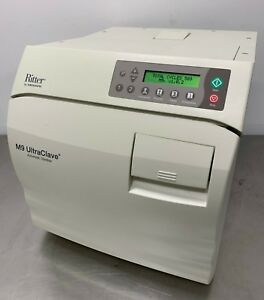 Midmark Ritter M9 022 Ultraclave Autoclave 589 Cycles