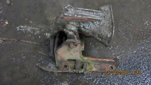 Ac Allis Chalmers Wd wd 45 Tractor Bellhitch For Snap Coupler