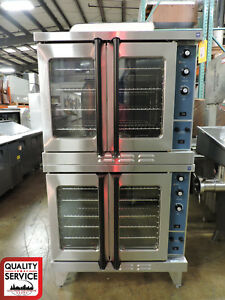 Duke E101 ev Commercial Electric Double Convection Oven