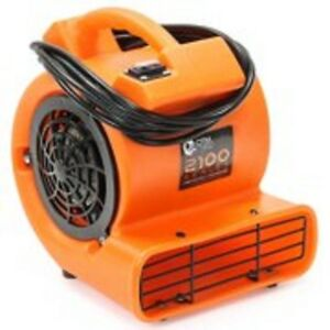 Cfm Pro Air Mover Carpet Dryer Blower Fan 2 100 Series